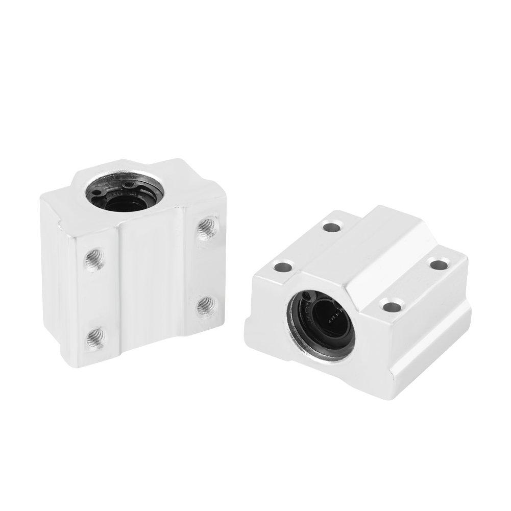 Schiene f/ür 3D-Drucker 8 mm x 400 mm