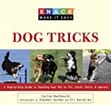 Knack Dog Tricks, Carina MacDonald, 1599216124