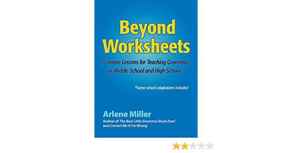 Amazon.com: Beyond Worksheets: Creative Lessons for Teaching ...