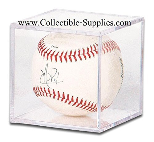 Acrylic Baseball Cube - Standard Baseball Cube