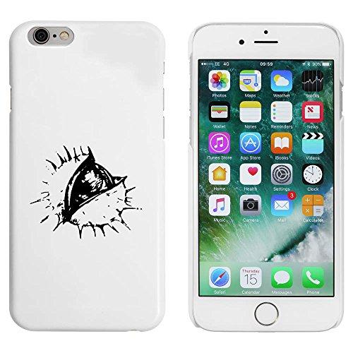 Blanc 'Marron d'Inde' étui / housse pour iPhone 6 & 6s (MC00041802)