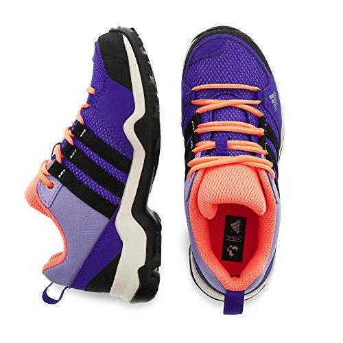 Adidas -Zapatilla Ax2 Kid Purple-Orange