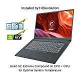 HIDevolution MSI Prestige 15 A10SC (Prestige15011-HID5) technical specifications