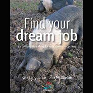 Find Your Dream Job Audiobook
