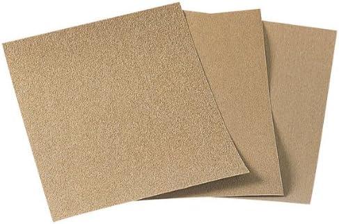 Sueltos Wolfcraft 2851000 2851000-1 pliego Papel de Lija est/ándar Grano 60