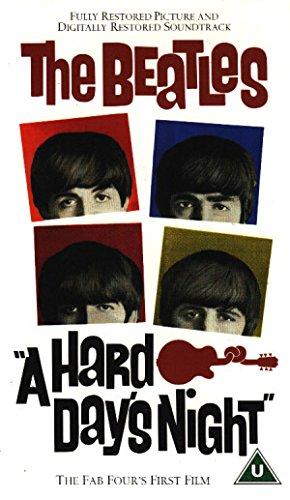 A Hard Day's Night [VHS]