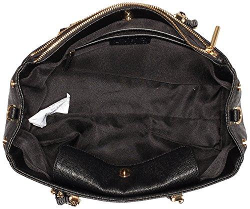 Liu Jo Shopping Anna Bolso totes Shopper 34 cm Nero (Negro)