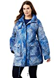 Product review for Women's Plus Size Taslon Fleece-Lined Parka