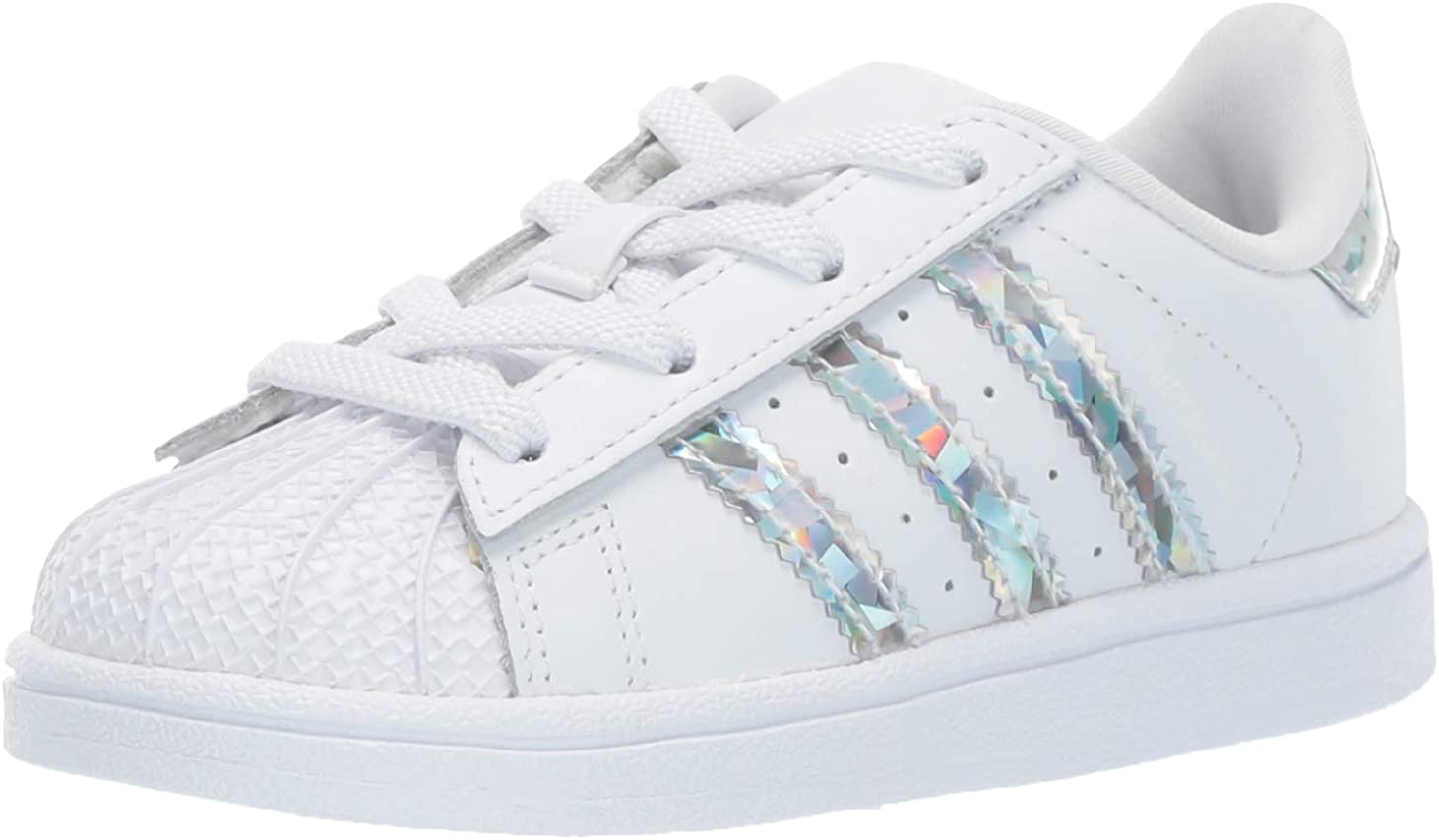 adidas Originals Kids Superstar Elastic Sneaker