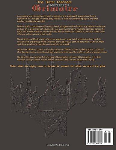The Guitar Teachers Grimoire: Amazon.co.uk: Lee C Conley: Books