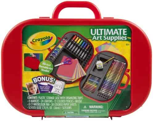 shopping crayola learning 50 to 100 art craft sets arts