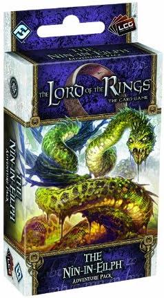 Lord of the Rings El Señor de los Anillos - 331 043 - Card Game - El eilph Nin-en-Advanced Pack: Amazon.es: Juguetes y juegos