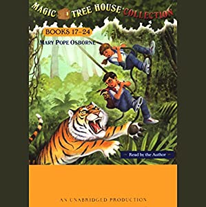 Magic Tree House Collection Audiobook