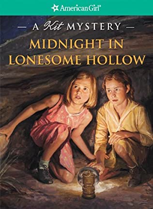 book cover of Midnight in Lonesome Hollow