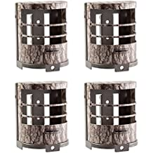 Moultrie 180i Panoramic Game Camera Security Box, 4 Pack