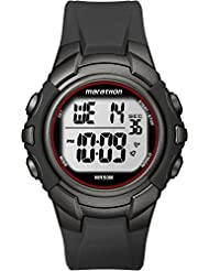 Timex Marathon Sport T5K6429J Black and Red Digital Watch