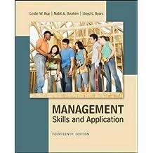 Management: Skills & Application
