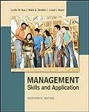 Management: Skills & Application (Irwin Management)