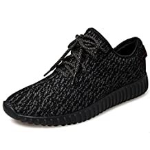 Men Women Casual Breathable Mesh Sneakers Light Weight Athletic Walking Running Shoes