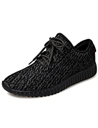 EasyChicShop Men Women Casual Breathable Mesh Sneakers Light Weight Athletic Walking Running Shoes