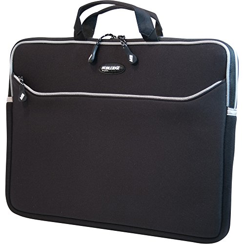 [Mobile Edge MESS1173 17 Notebook SlipSuit Neoprene Sleeve Water Resistant Black Electronics Computers Accessories] (17 Neoprene Slipsuit)