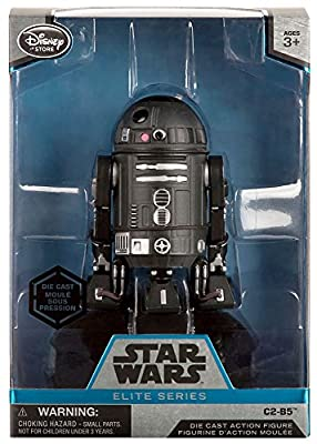 Star Wars C2-B5 Elite Series Die Cast Action Figure - 4.5 Inches - Rogue One: A Star Wars Story