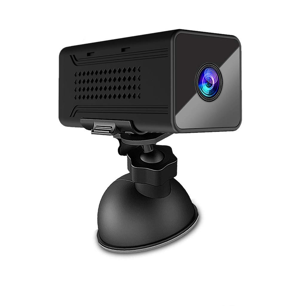 Wabaodan Ultra Long Night Vision Mini Webcam 1920PX1080P HD Wifii Remote HD Wireless Camera by Wabaodan (Image #1)