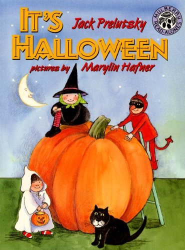 It's Halloween (Turtleback School & Library Binding Edition) (Mulberry -