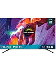 $699 » Hisense 65H8G Quantum Series 65-Inch Android 4K ULED Smart TV (2020)