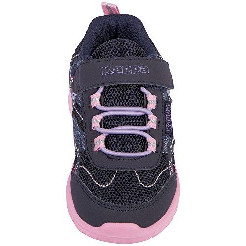 mhgao mujeres casa zapatillas interiores zapatillas de algodón de ocio, azul claro, medium