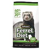 ZuPreem ZP69400 Prem Ferret Diet Food, 4-Pound