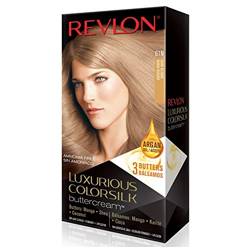 Revlon Luxurious Colorsilk Buttercream, Dark Blonde
