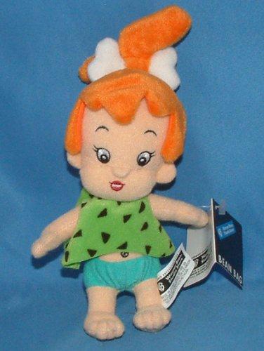 Warner Bros. Pebbles Flinstone Bean -