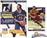 2016/2017 Panini Donruss NBA Basketball EXCLUSIVE Factory Sealed Retail Box with AUTOGRAPH or MEMORABILIA Card Plus BONUS Kyrie Irving ROOKIE! Ben Simmons & Brandon Ingram RC Year Product! Wowzzer!