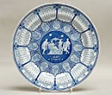 Spode Blue Room Collection 1997 Plate (Greek)