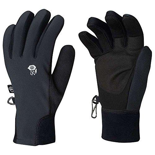 Mountain Hardwear Women's Desna Stimulus Glove, Black, Medium