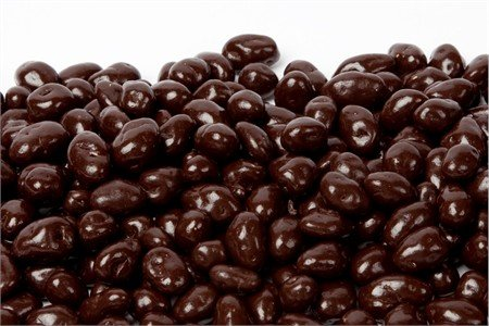Dark Chocolate Covered Pistachios 1-Pound Bag