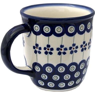 Polish Pottery Coffee Mug