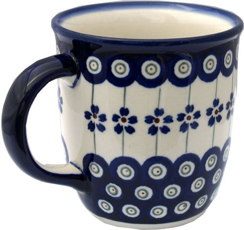 Polish Pottery Coffee Mug