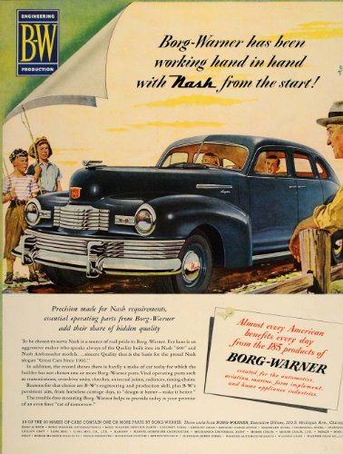 The 8 best collectible american auto advertising