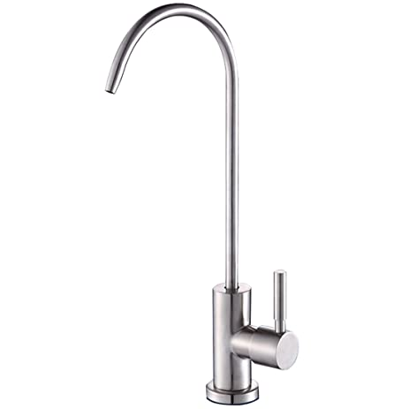 ESOW Kitchen Drinking Water Faucet, Lead-Free Beverage Faucet ...