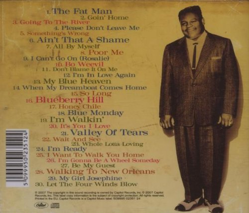 Greatest-Hits-Walking-To-New-Orleans