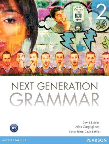 Next Generation Grammar 2 with MyLab English