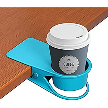 Lovely Drinking Cup Holder Clip ,Clamp Home Office Table Desk Side Huge Clip ,Table  Desk