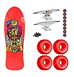 Dogtown Skateboard Eric Dressen Re-Issue Red INDEPENDENT Trucks BONES Wheels