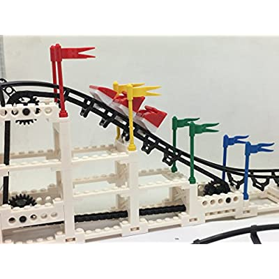 CDX Blocks Little Dipper Roller Coaster: Toys & Games