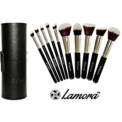 Makeup Brush set by Lamora