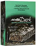 NuGo Nutrition – Dark Bar Mint Chocolate Chip – 1.76 oz. For Sale