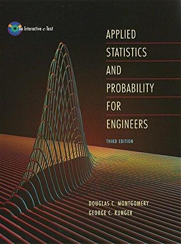 Applied Statistics+Probability... W/Cd