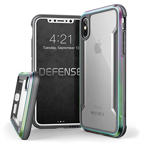X Doria Designed Polycarbonate Protective Iridescent Key Pieces